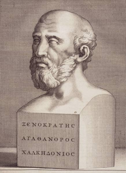 Xenocrates (396-314 B. C.) from LIFE photo archive hosted by Google