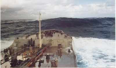 Rogue wave image from HowStuffWorks.com