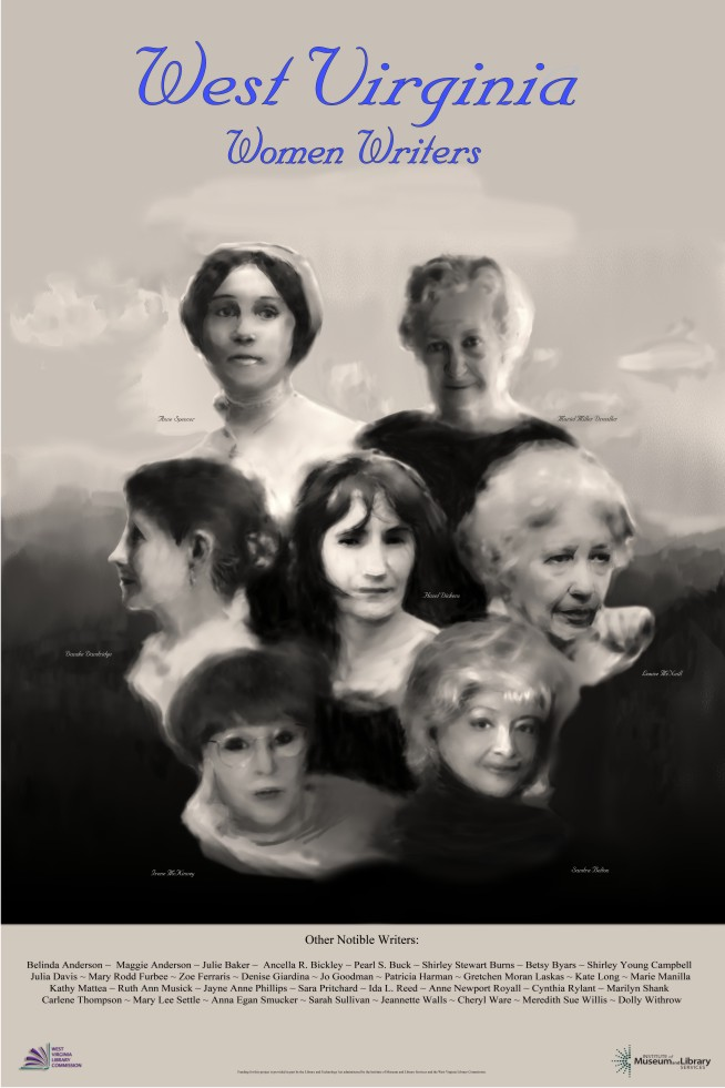 West Virginia Women Writers poster