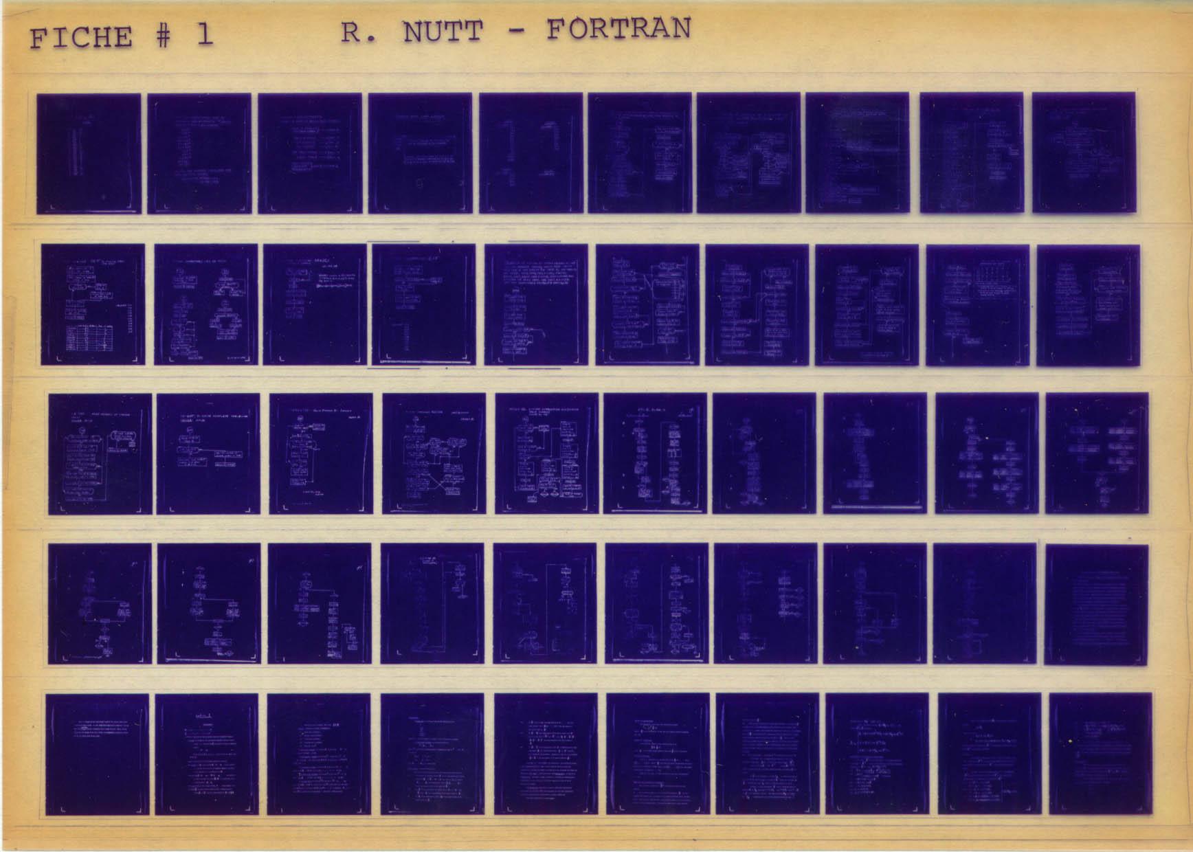 a microfiche
