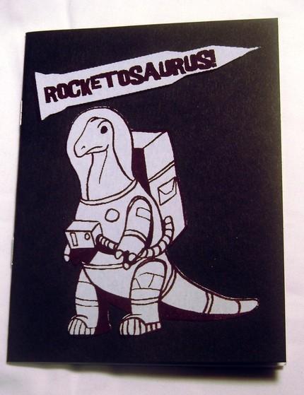 Jerzy Drodzd- Rocketosaurus