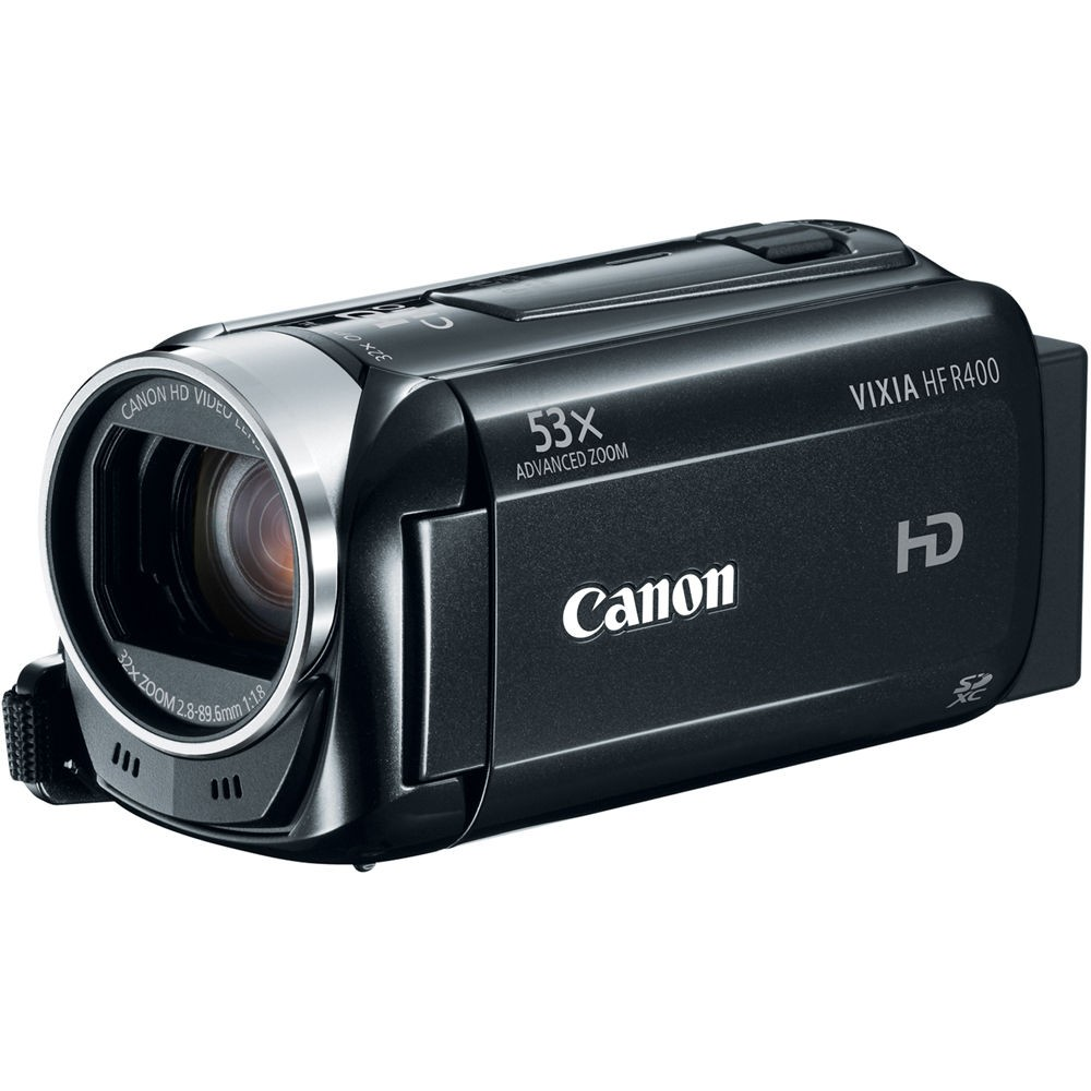Canon HFR400 video camera