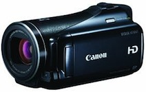 Canon Vixia HF-M500 video camera
