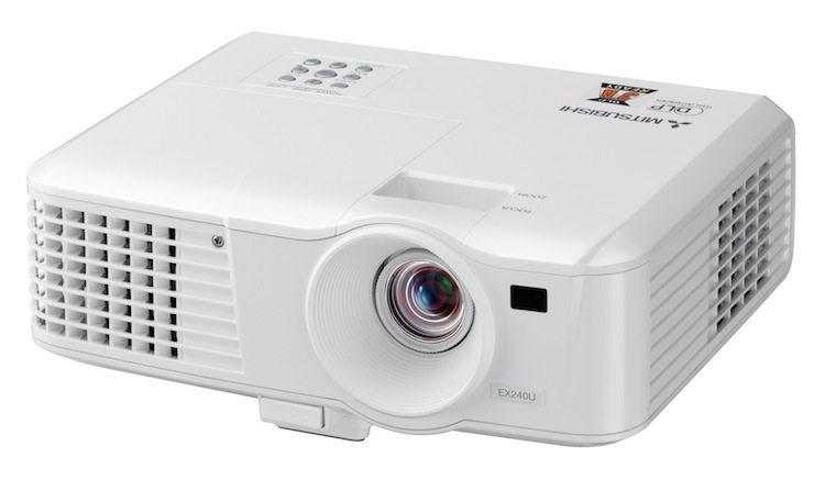 Mitsubishi Mini Projector