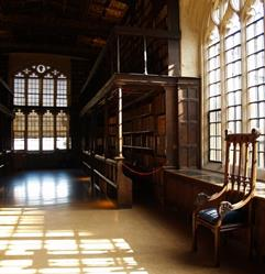 Image of Arts End, Duke Humfrey's Library, Bodleian Old Library
