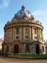 Image of the exterior of the Radcliffe Camera, Bodleian Libraries, Oxford
