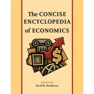 concise encyclopedia of economics