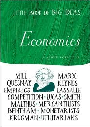 Economics encyclopedia book cover