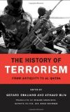 book cover image for The History of Terrorism