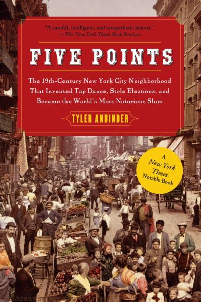 Five Points Book