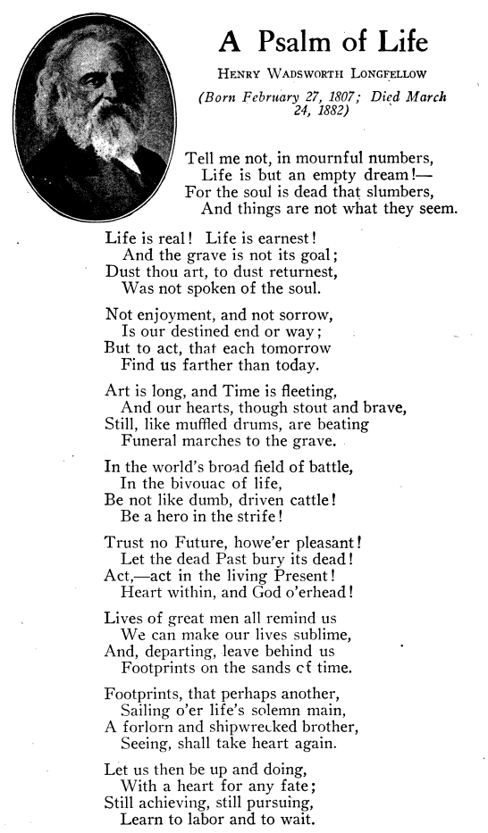 The Majesty of Poetry