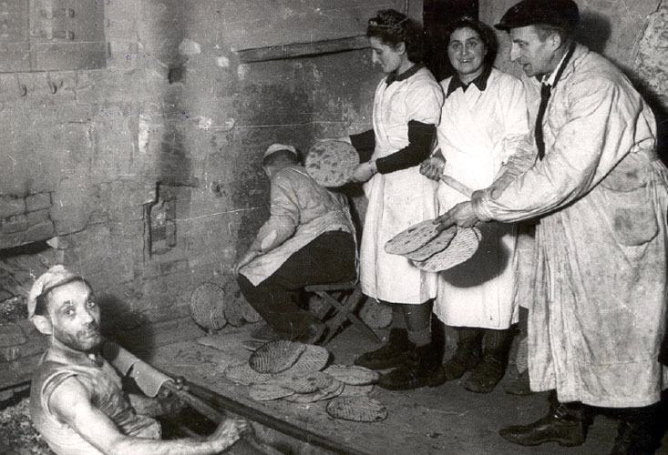 Baking of Matzahs in Hiding