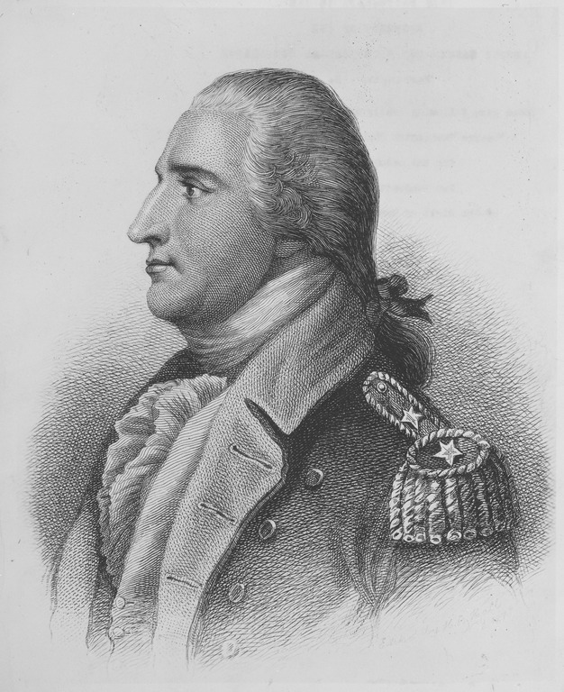Benedict Arnold by H.B. Hall