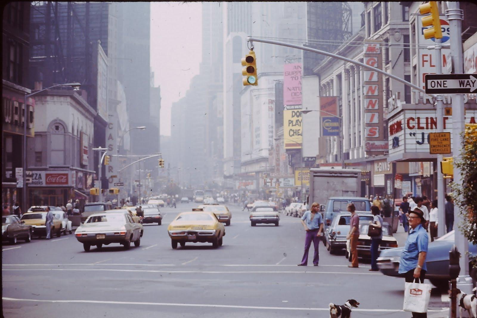 Broadway 1970s