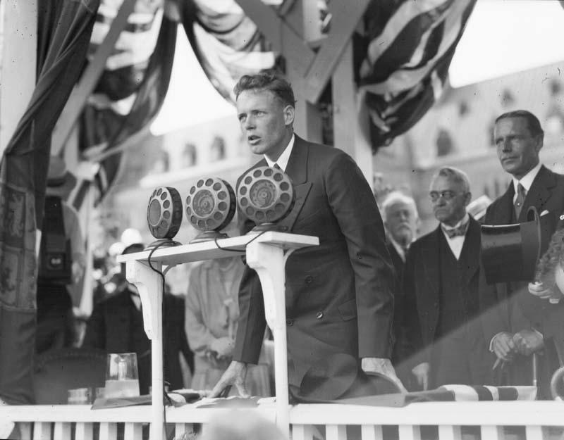 Charles Lindbergh (1902-1974)