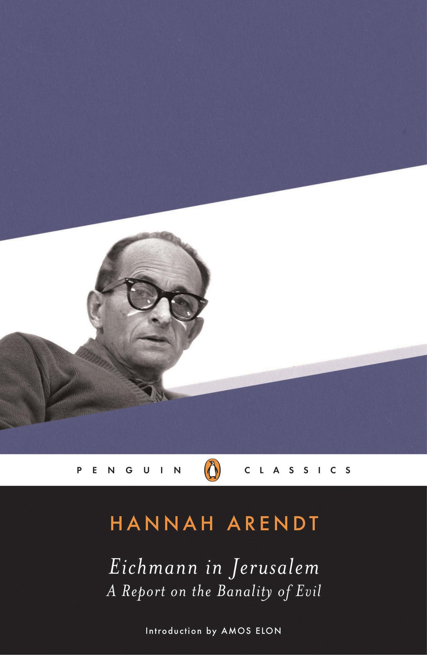Eichmann In Jerusalem