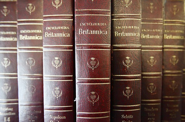 On Shelf Encyclopedias