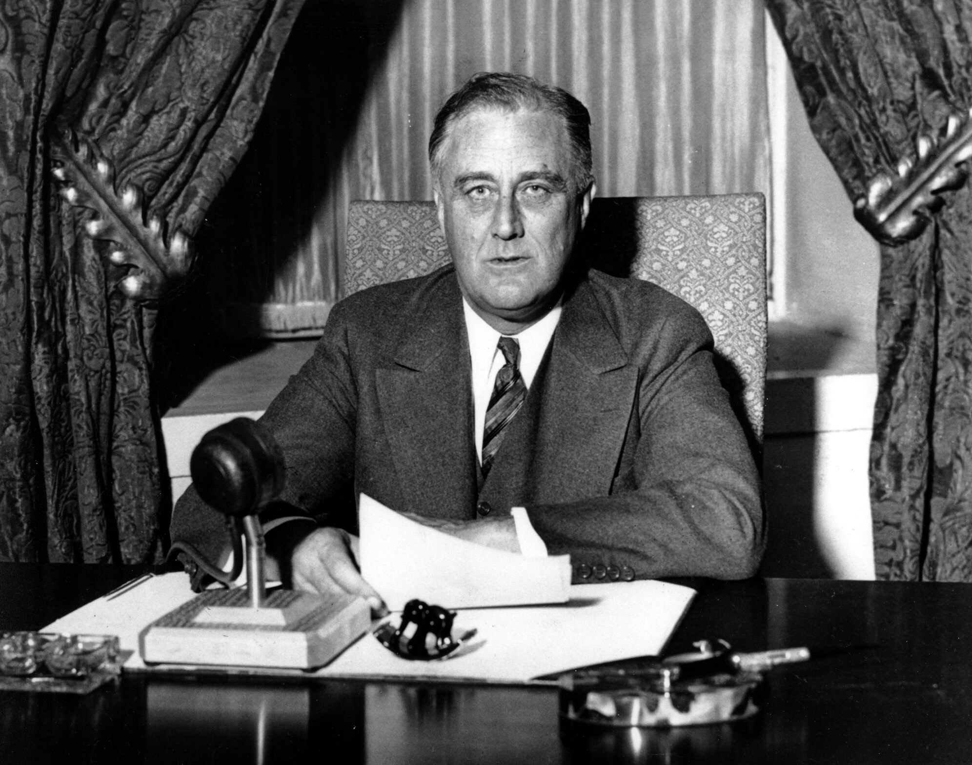 Franklin Delano Roosevelt 1882-1945