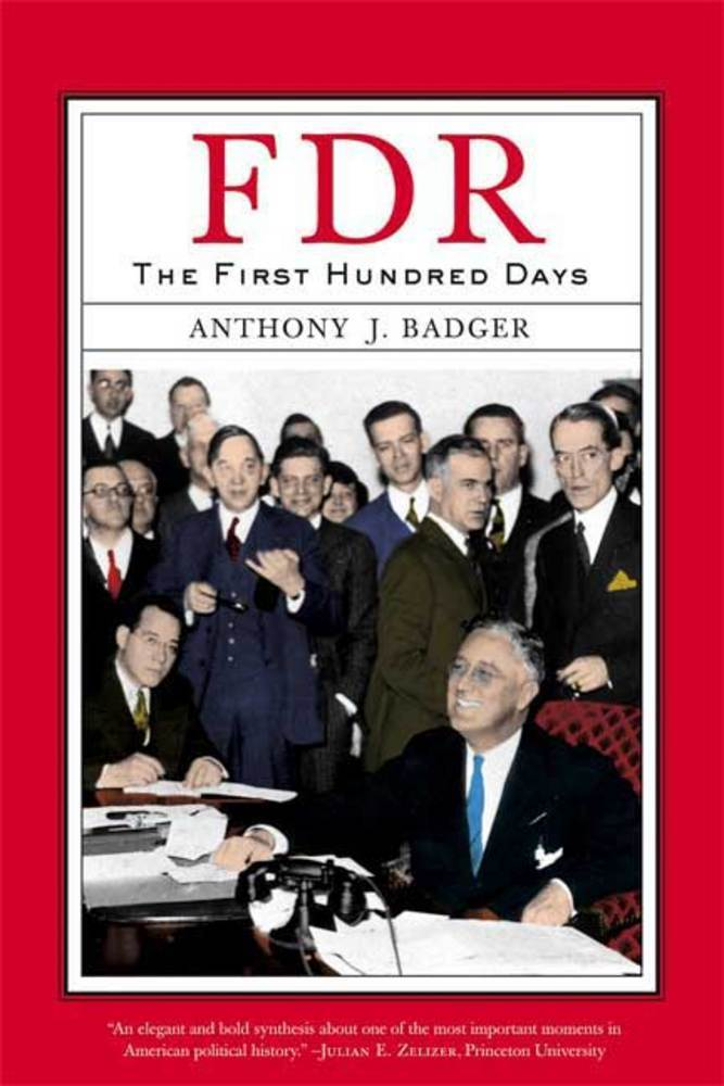 FDR The First 100 Days