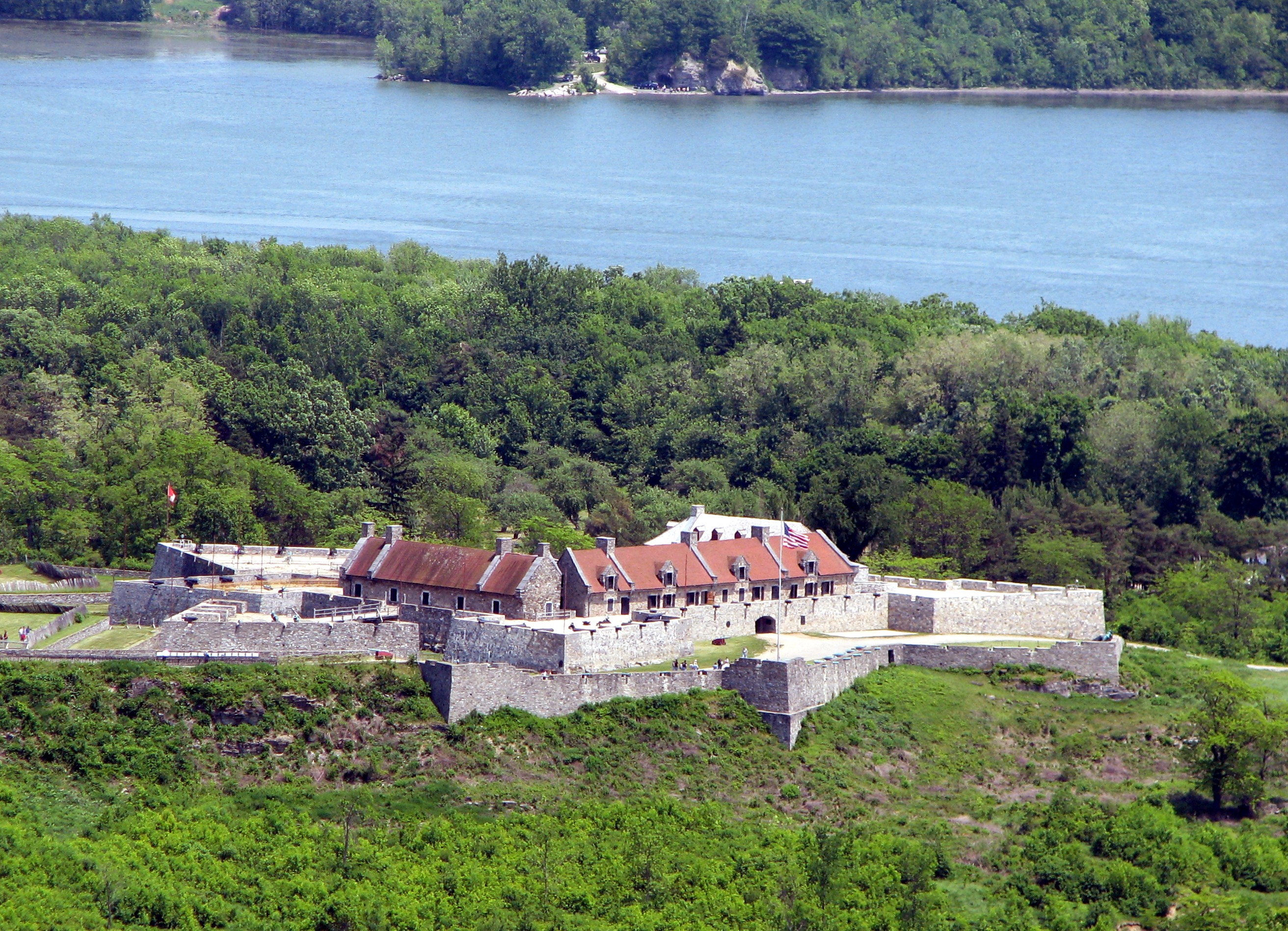 Fort Ticonderoga New York State