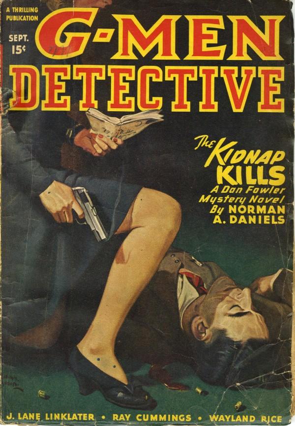 G-Men Detectives 1947