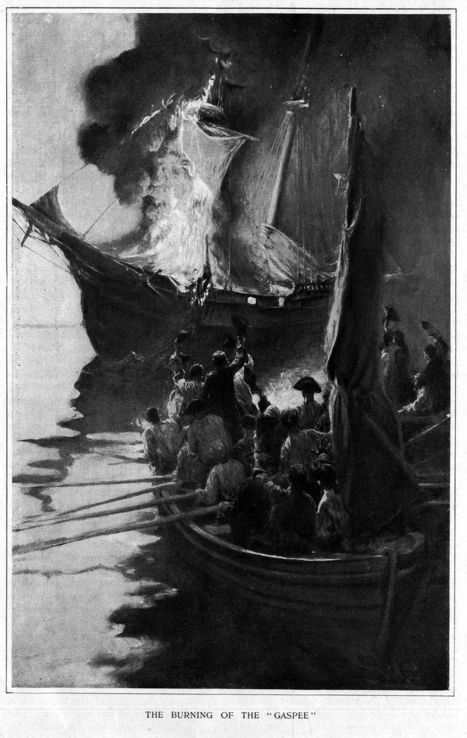 The Gaspée Affair
