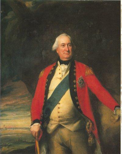 General Charles Cornwallis by John Singleton Copley