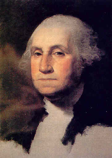 George Washington by Gilbert Stewart