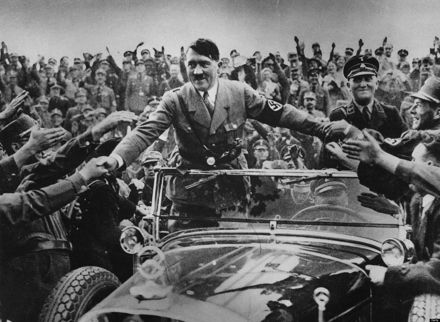 Hitler Elected Chancellor March 1933