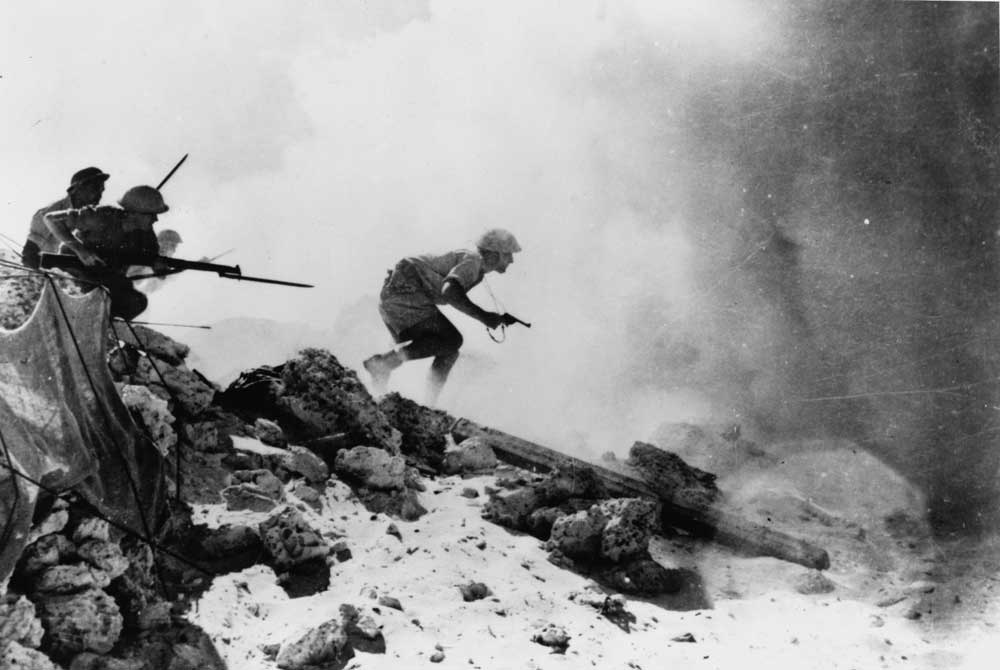 The Battle of El Alamein