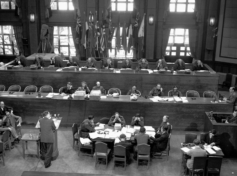 Tokyo Military Tribunals