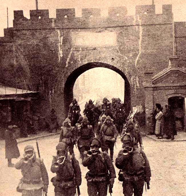 Invasion of Manchuria 1931