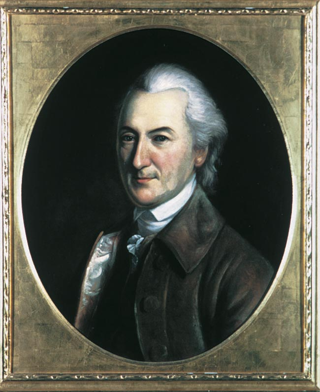 John Dickinson by Charles Willson Peale