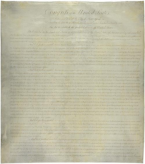 The Judiciary Act of 1789