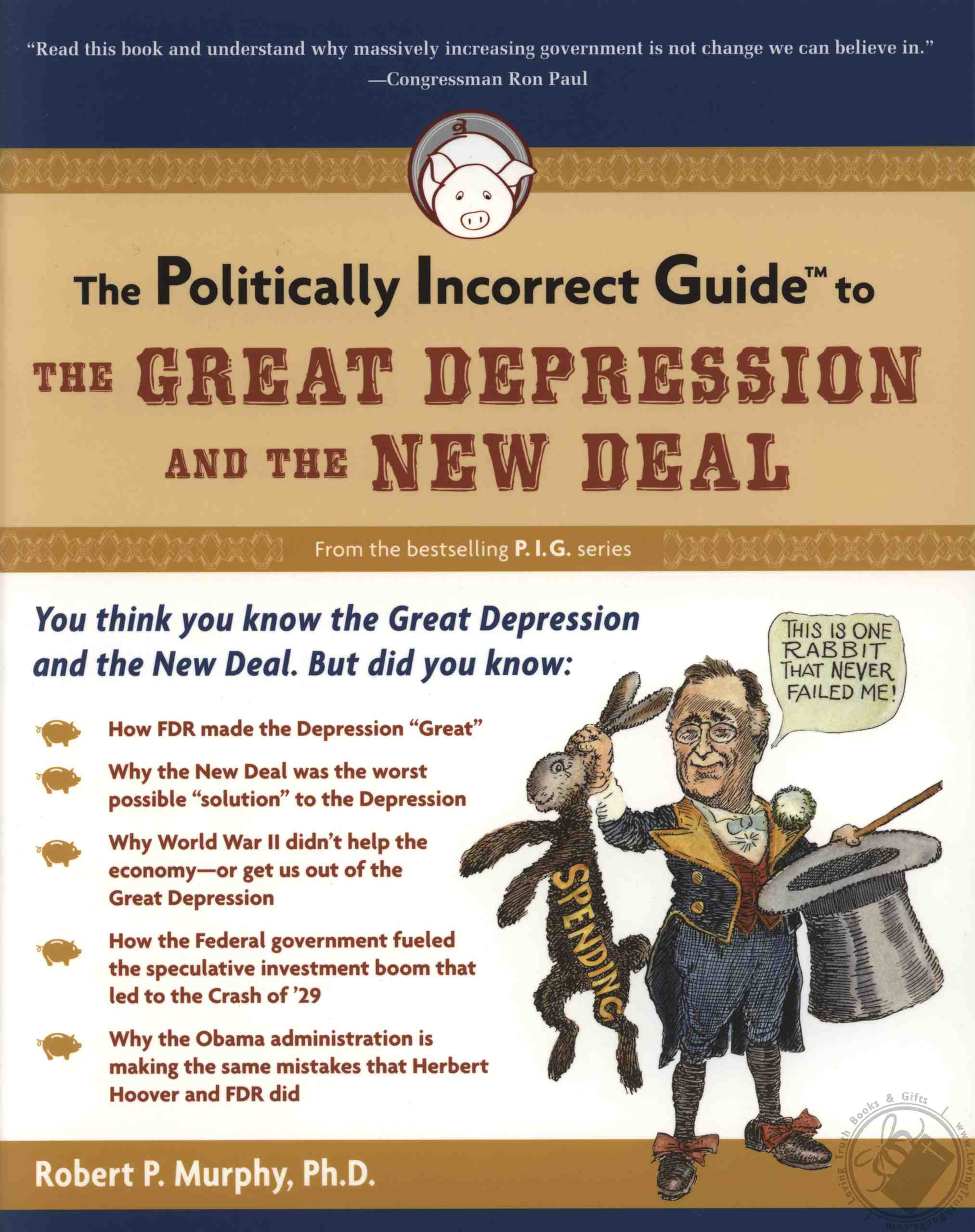 Politically Incorrect Depression