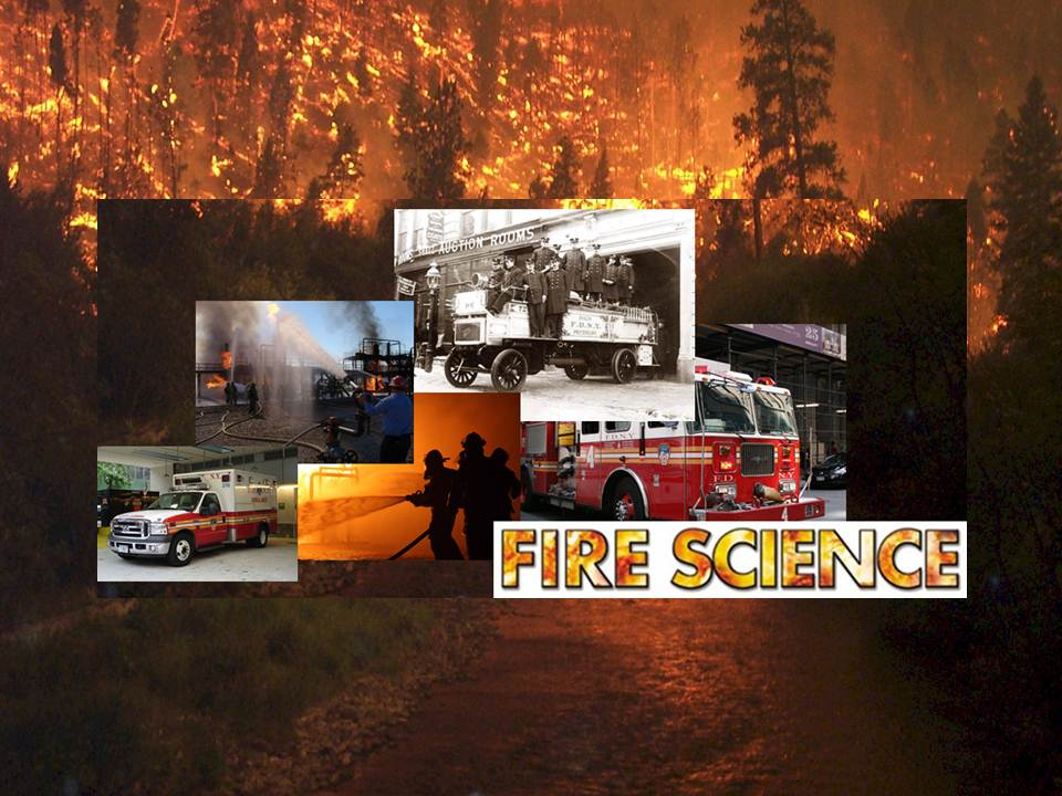 Fire Science Exhibit