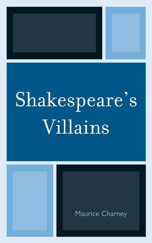 Shakespeares Villains