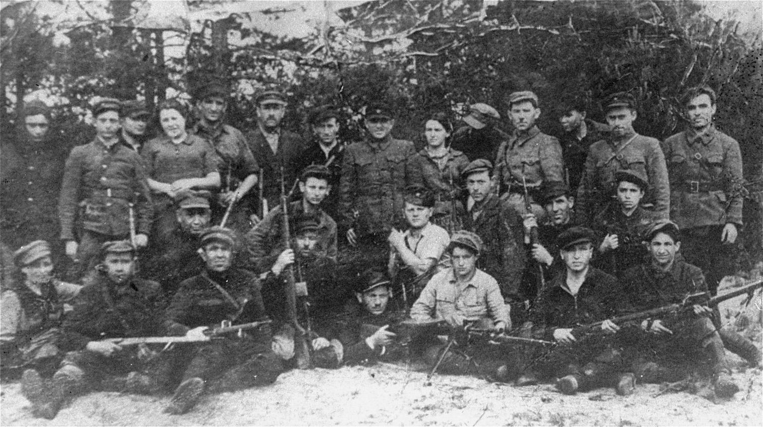 The Bielski Partisans
