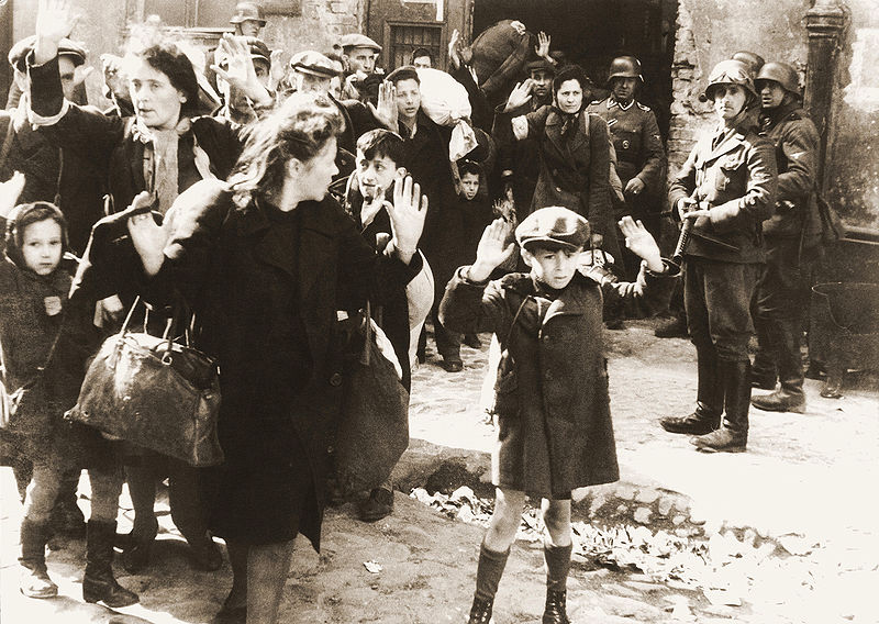 After the Warsaw Ghetto Uprising