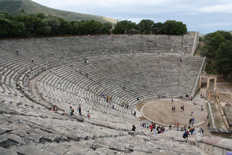 Photo of The Great Theatre of Epidaurus