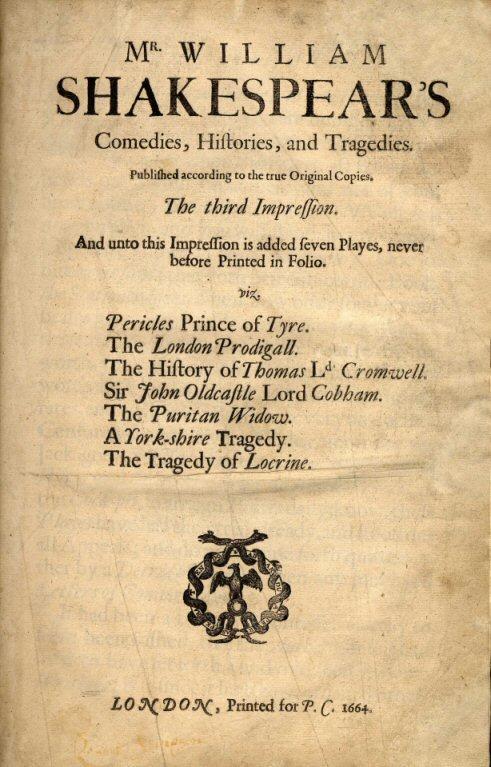 Folios and Quartos