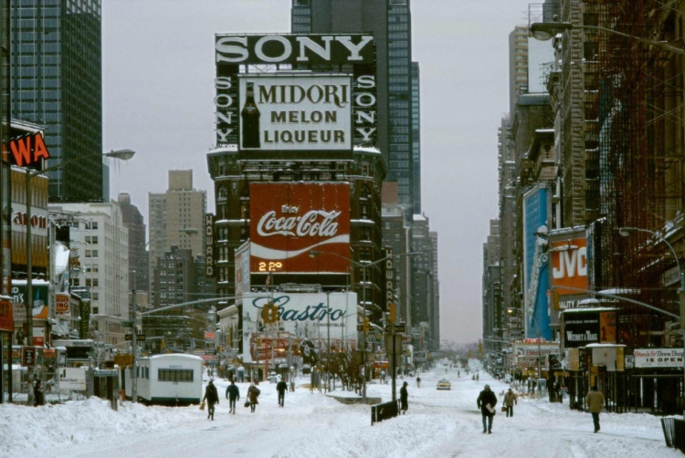 Times Square 1970s