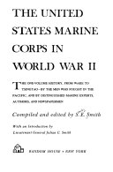 The US Marine Corp in WW2