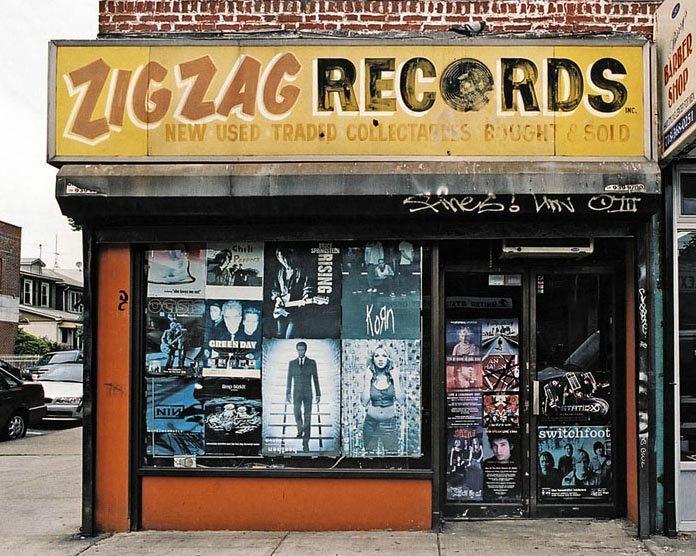 Zigzag Records