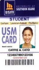 USM ID Card