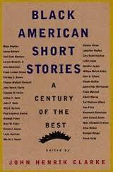 """cover art for """"Black American Short Stories"""""""