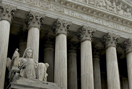 Supreme Court Bldg. (AP Photo/J. Scott Applewhite)