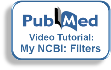 Video tutorial for using filters in My NCBI