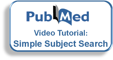link for a video tutorial on how to find articles by subject