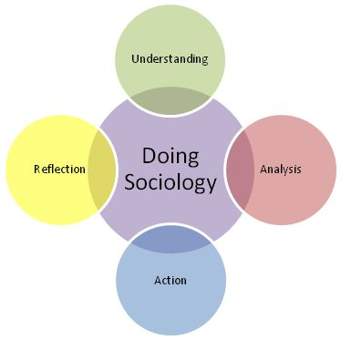 Kaufman's doing sociology model